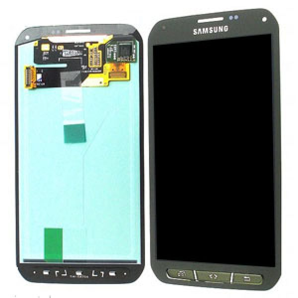 Genuine Samsung Galaxy S5 Active G870F SuperAmoled Screen with Digitizer Green
