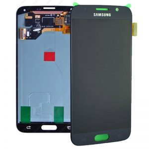 Genuine Samsung Galaxy S6 SMG920F SuperAmoled Lcd Screen Digitizer Black