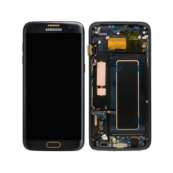 Samsung Galaxy s7 edge oylmpic black