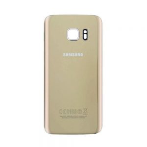 Genuine Samsung Galaxy S7 G930 Battery Back Cover in Gold