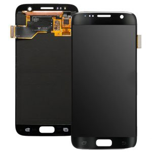 Genuine Samsung Galaxy S7 SMG930F SuperAmoled Lcd Screen With Digitizer Black