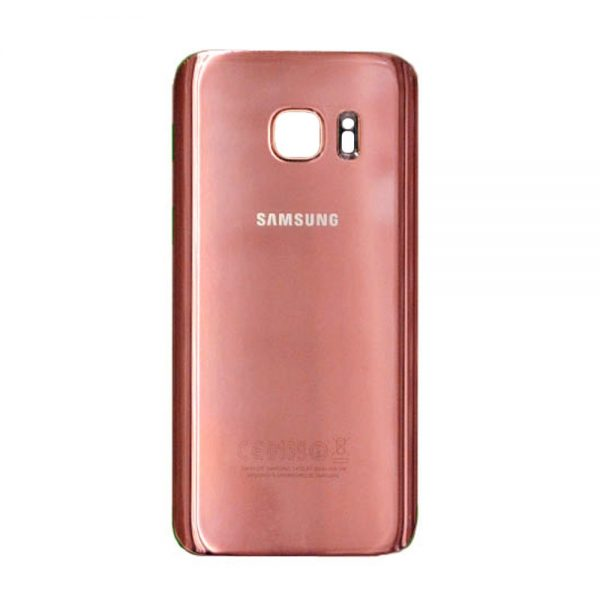 Genuine Samsung Galaxy S7 G930 Battery Back Cover in Rose Gold