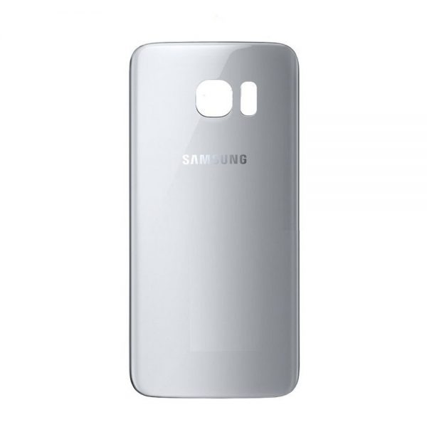 Genuine Samsung Galaxy S7 G930 Battery Back Cover in Silver