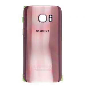 Genuine Samsung Galaxy S7 Edge G935 Battery Back Cover in Rose Gold