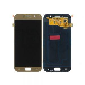 Genuine Samsung Galaxy A3 2017 SM-A320 Lcd Screen Digitizer Gold
