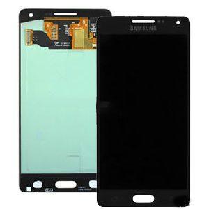 Genuine Samsung Galaxy A7 A700F SuperAmoled Lcd Screen Digitizer Black