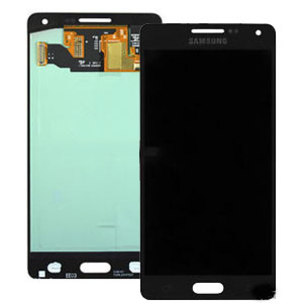Genuine Samsung Galaxy A7 A700F SuperAmoled Lcd Screen Digitizer Black