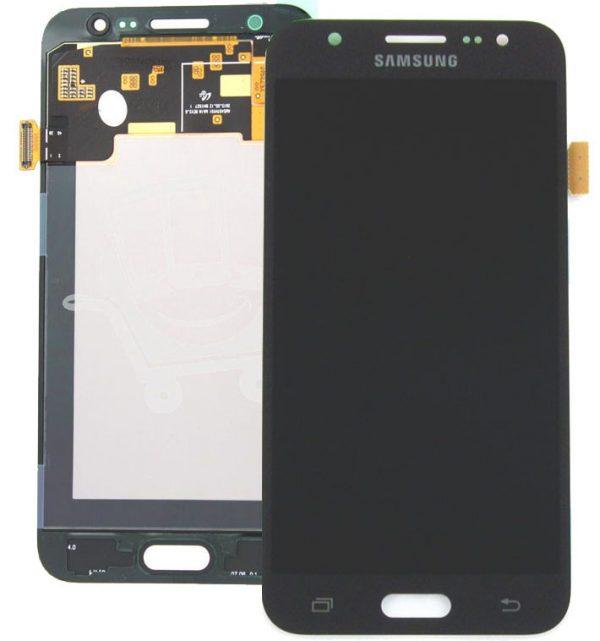Genuine Samsung Galaxy J5 2016 J510 SuperAmoled Lcd Screen Digitizer Black