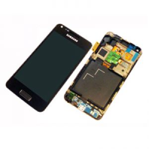 Genuine Samsung Galaxy S Advance i9070 SuperAmoled Lcd Screen Digitizer Black