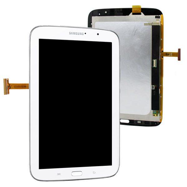 Genuine Samsung Galaxy Note 8.0 N5110 Complete Lcd Screen Digitizer White