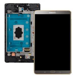 Genuine Samsung Galaxy Tab S LTE T705 8.4inch 4G 16GB SuperAmoled Screen Digitizer Titanium Bronze