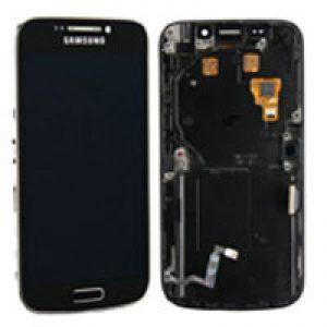 Genuine Samsung Galaxy S4 Zoom C101 C105A C1010 Complete SuperAmoled Screen Digitizer Black