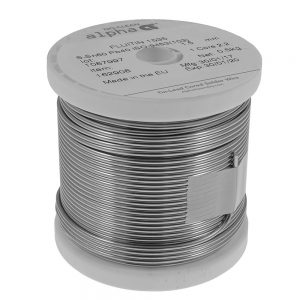 Alpha Metals Soldering Wire 0.81mm 1KG