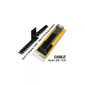 Baku BK-7240 Cableshelf To Hang 40 Cables