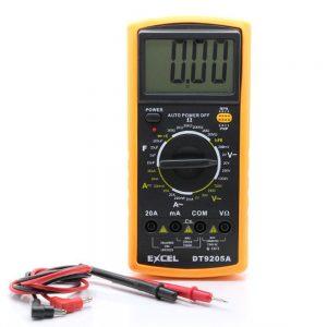 Excel Digital MultiMeter Electrical Meter
