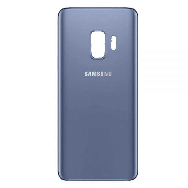 Genuine Samsung Galaxy S9 G960 Back Cover Coral Blue