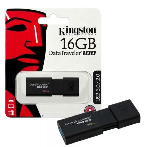 Kingston USB Flash Drive 16GB