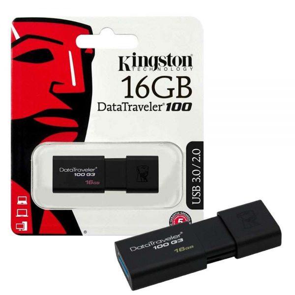 Kingston USB Flash Drive 16GB