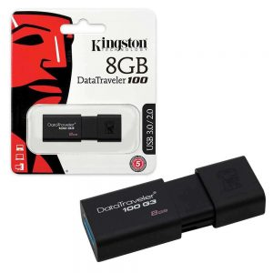 Brand New Kingston USB Flash Drive 8GB