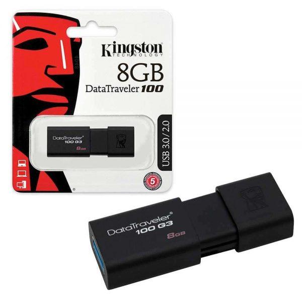Brand NewKingston USB Flash Drive 8GB