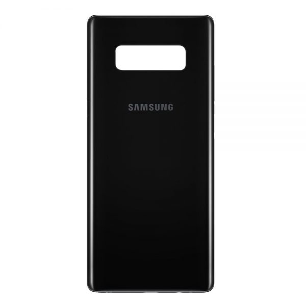 Genuine Samsung Galaxy Note 8 N950F Battery Back Cover Black