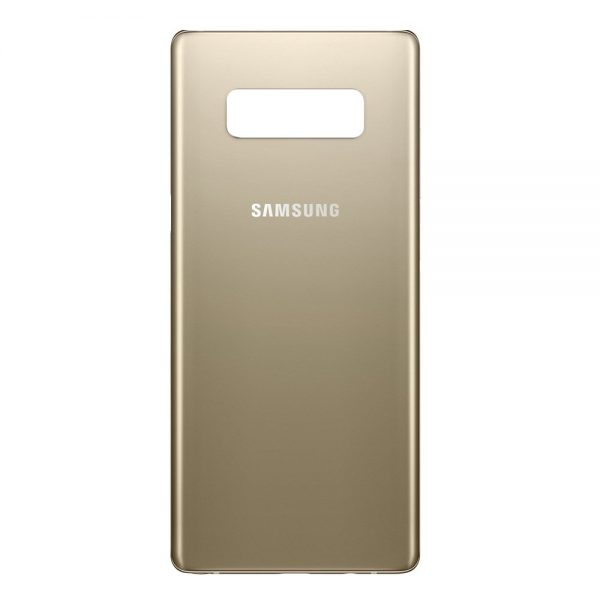 Genuine Samsung Galaxy Note 8 N950F Battery Back Cover Gold