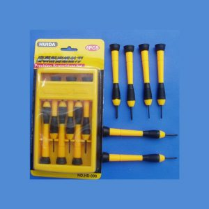 PX Hand Tool Set Of Screwdrivers Set – 098