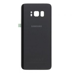 Genuine Samsung Galaxy S8+ Plus G955F Battery Back Cover Black
