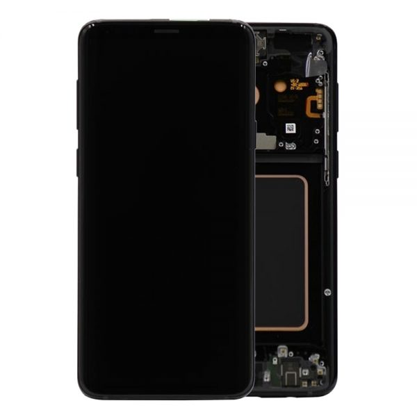 Genuine Samsung Galaxy S9 Plus G965 SuperAmold LCD and Digitizer Midnight Black