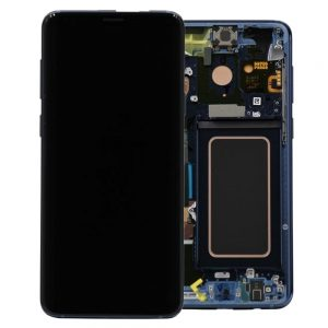 Genuine Samsung Galaxy S9+Plus G965F SuperAmold Lcd Coral Blue