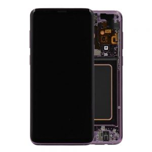 Genuine Samsung Galaxy S9+Plus G965F SuperAmold Lcd Lilac Purple