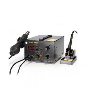Yihua 852D Hot Air Gun Digital Soldering Iron SMD Rework Station