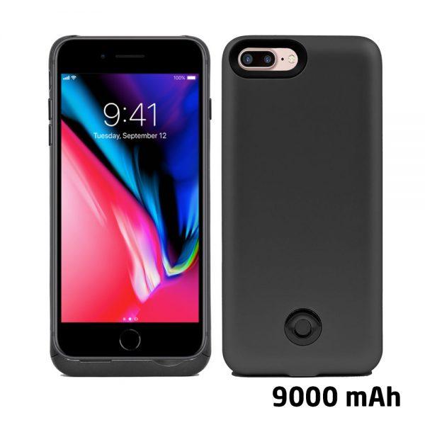 iPhone 8+ Plus Power Case 9000 mAh
