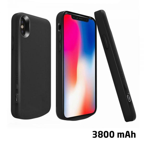 iPhone X Power Case 3800 mAh