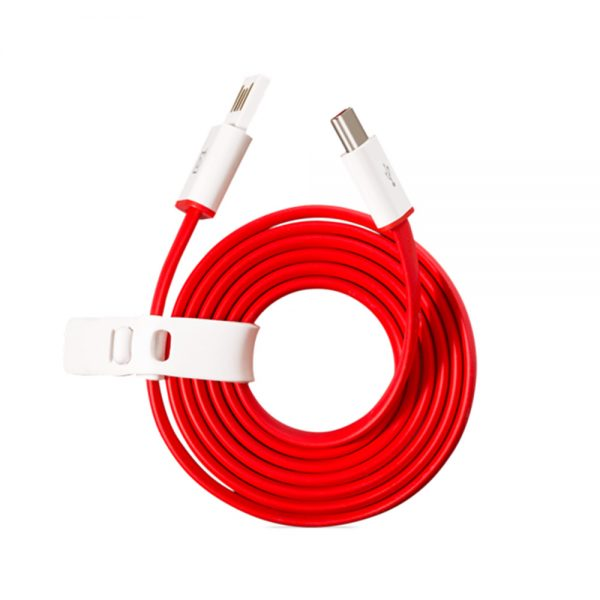 One Plus 3 3T 5 Type C Dash Charging Cable with Round Wire