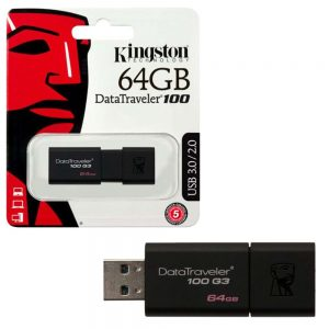 Kingston USB Flash Drive 64GB