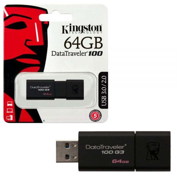 Kingston USB Flash Drive 64GB
