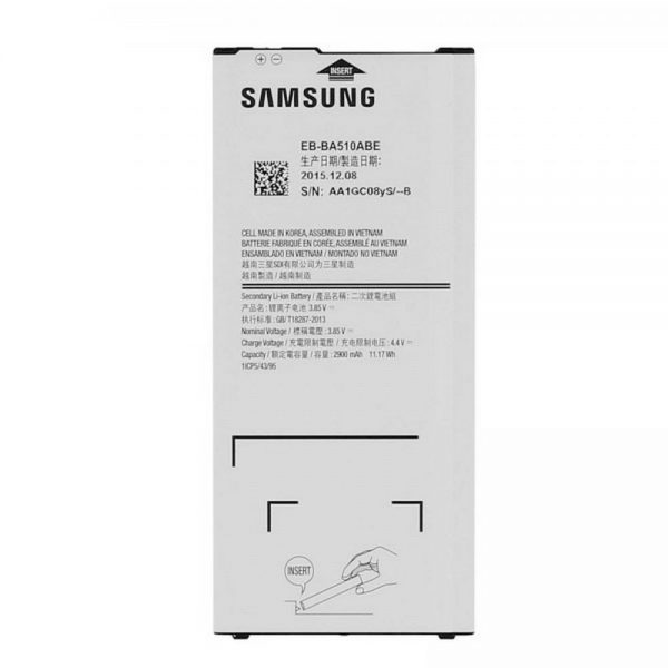 Genuine Samsung Galaxy A5 2016 Battery
