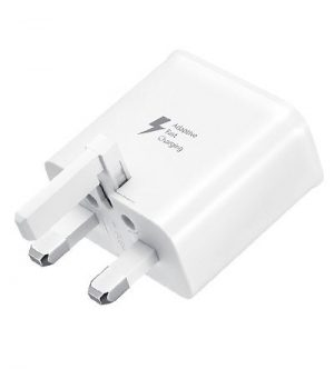 Original Samsung ETAOU83UWE Fast Charger Travel Adapter 2Amp White