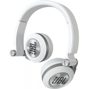 JBL E30 Synchros Headphones Wired White