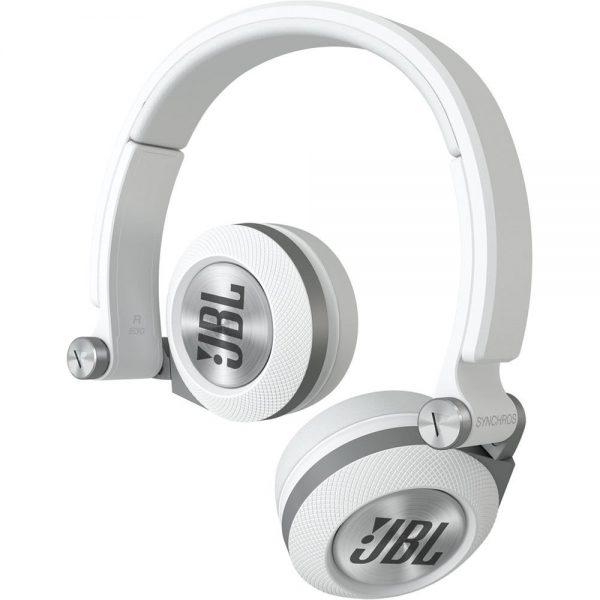 JBL E30 Synchros Headphones Wired White