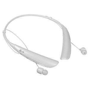 LG Electronics Tone Pro HBS-750 Bluetooth Wireless Headset White