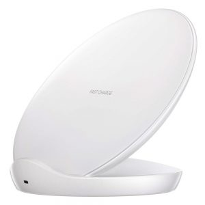 Genuine Samsung Wireless Fast Charger Stand White