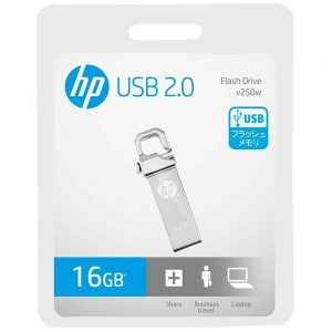 HP v250w USB 2.0 Flash Drive 16GB