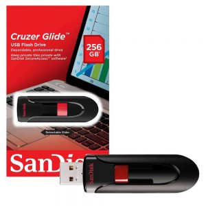 Sandisk Cruzer Glide USB Flash Drive 256GB