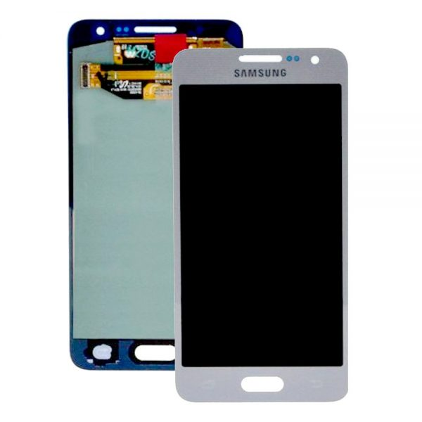 Genuine Samsung Galaxy A5 SMA500 SuperAmoled Lcd Screen Digitizer Silver