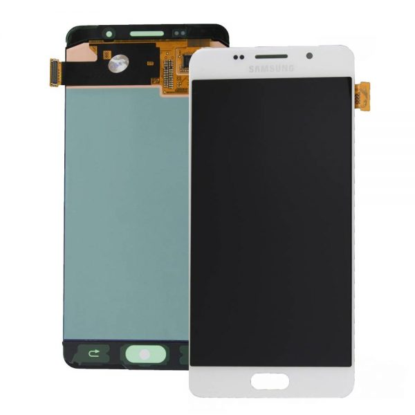 Genuine Samsung Galaxy A5 2016 A510 LCD Screen with Digitizer White