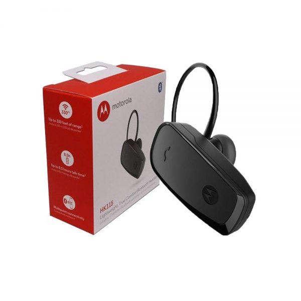 Motorola HK115 Wireless Bluetooth Headset in Black