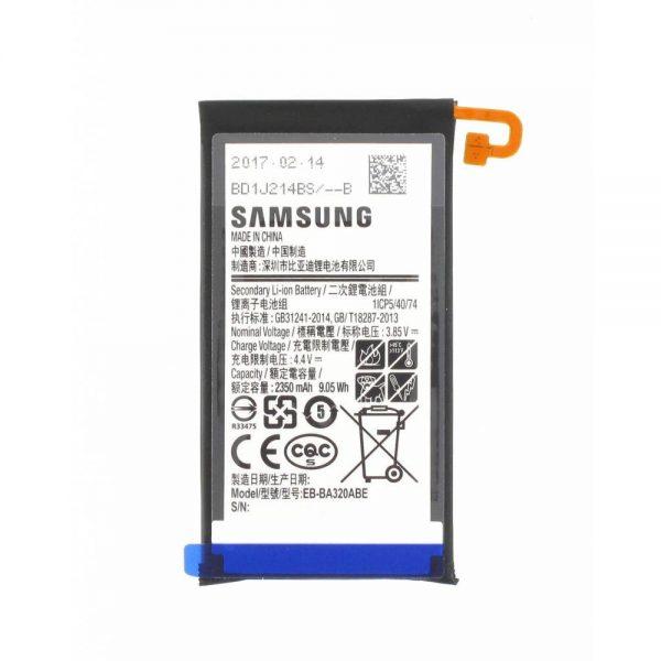 Genuine Samsung Galaxy A3 2017 SM-A320 Battery