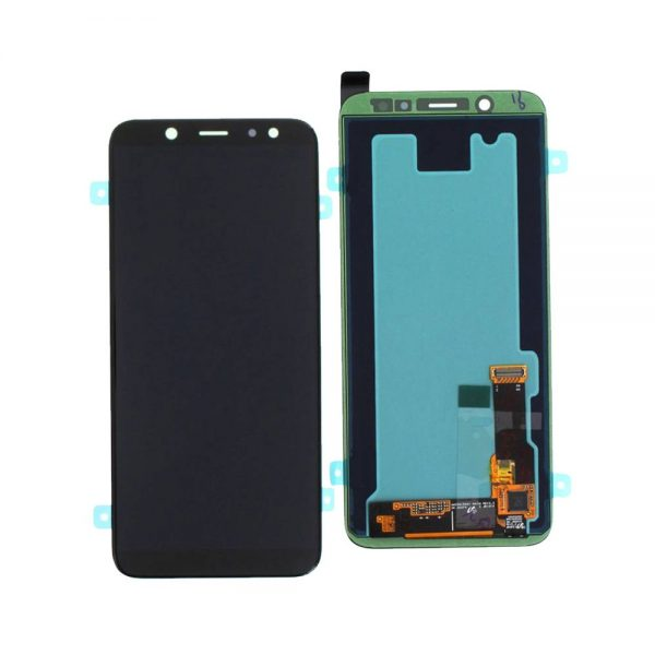 Genuine Samsung Galaxy A6 2018 A600 SuperAmoled LCD Screen and Digitizer Black